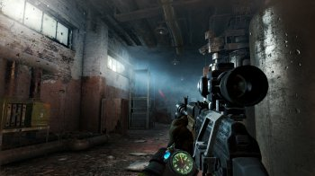 Metro: Last Light Redux [Update 7] (2014) PC | RePack от xatab