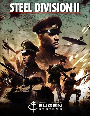 Steel Division 2: Total Conflict Edition [v 32807 + DLCs] (2019) PC   Repack от xatab