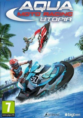Aqua Moto Racing Utopia [v 5.5.6.45850] (2016) PC | Лицензия