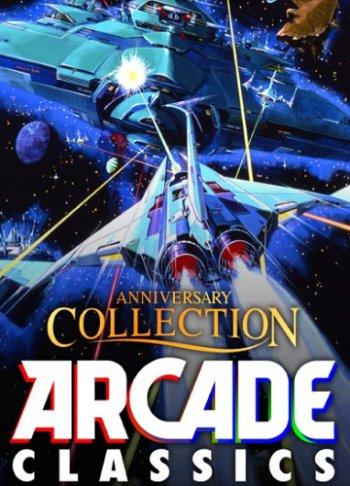 Anniversary Collection Arcade Classics (2019) PC | Лицензия