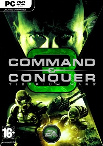 Command & Conquer 3: Tiberium Wars (2007) PC | RePack от xatab команд кондер