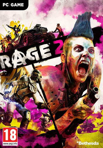 RAGE 2 [Update 1] (2019) PC | RePack от xatab