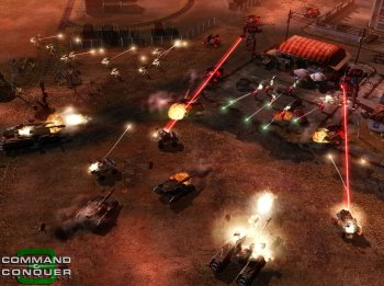 Command & Conquer 3: Tiberium Wars (2007) PC | RePack от xatab