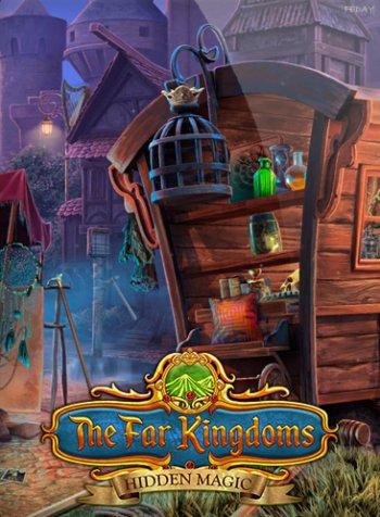 Дальние королевства: Тайная магия (2019) PC | Пиратка