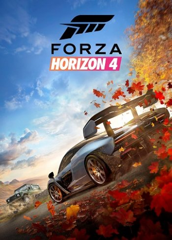 Forza Horizon 4: Ultimate Edition [v 1.404.531.2 + DLCs] (2018) PC | Repack от xatab