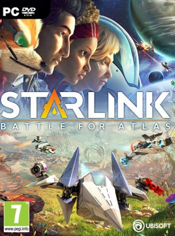 Starlink: Battle for Atlas – Deluxe Edition (2019) PC | Лицензия