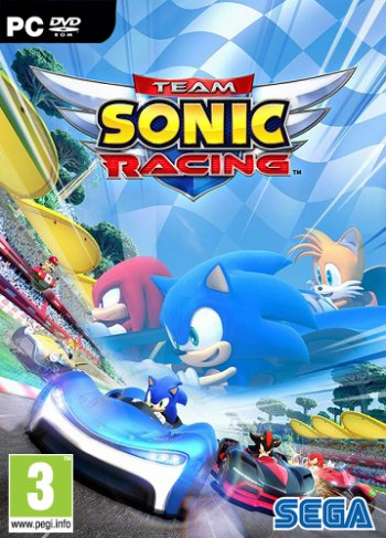 Team Sonic Racing (2019) PC | Лицензия
