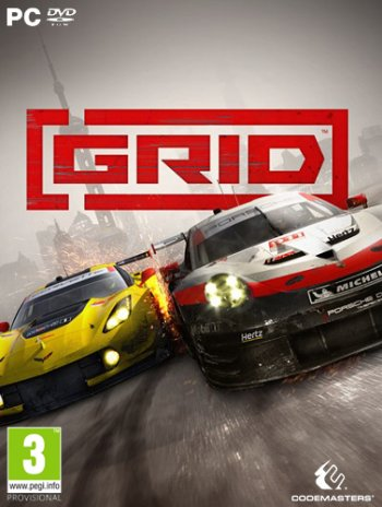 GRID: Ultimate Edition [v 1.0.116.487-ROGUE + DLCs] (2019) PC | RePack от xatab