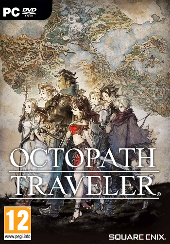 OCTOPATH TRAVELER (2019) PC | Лицензия