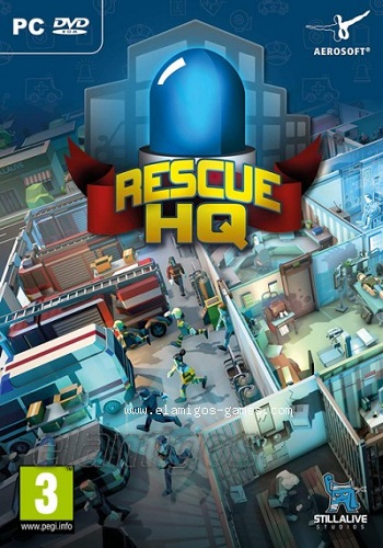 Rescue HQ - The Tycoon [v 1.02] (2019) PC | Пиратка