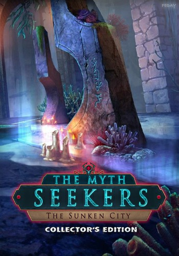 Искатели мифов 2: Затонувший город (2019) PC   Пиратка