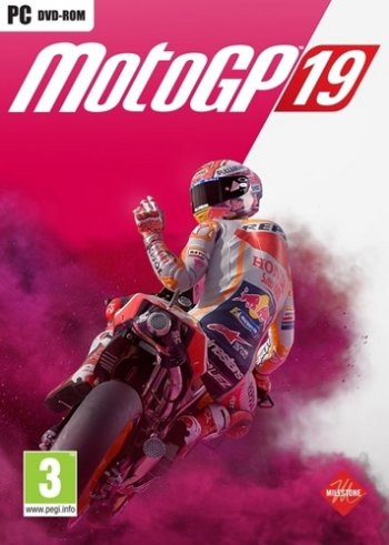 MotoGP 19 [Update 3] (2019) PC | Лицензия