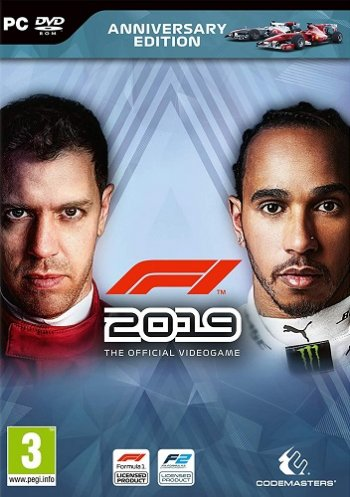 F1 2019 Anniversary Edition (2019) PC | Лицензия