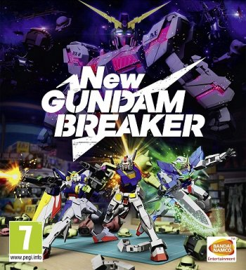 New Gundam Breaker (2018) PC | Лицензия