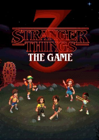 Stranger Things 3: The Game (2019) PC   Пиратка