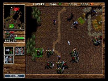 Warcraft: Orcs and Humans [v 1.2] (1994) PC   Лицензия