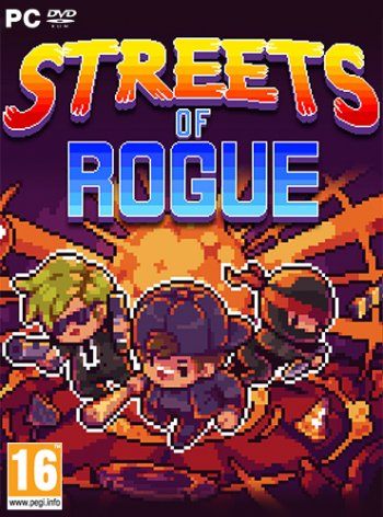 Streets of Rogue (2019) PC | Пиратка