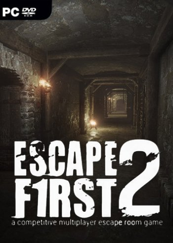 Escape First 2 (2019) PC | Лицензия