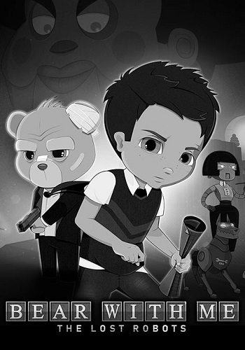Bear With Me: The Lost Robots (2019) PC | Лицензия