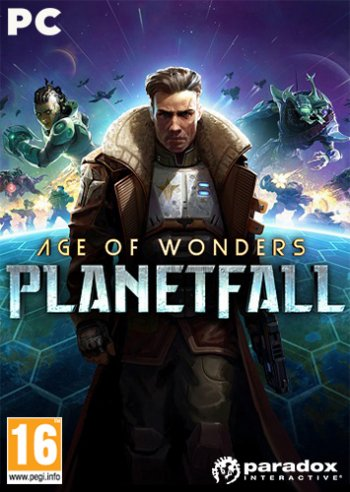 Age of Wonders: Planetfall - Deluxe Edition [v 1.1.0.4 + DLCs] (2019) PC | Repack от xatab
