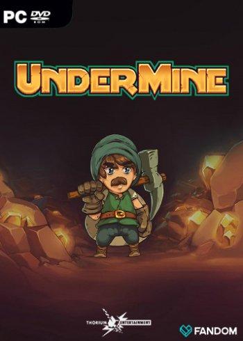 UnderMine [v 0.3.0] (2019) PC | Early Access