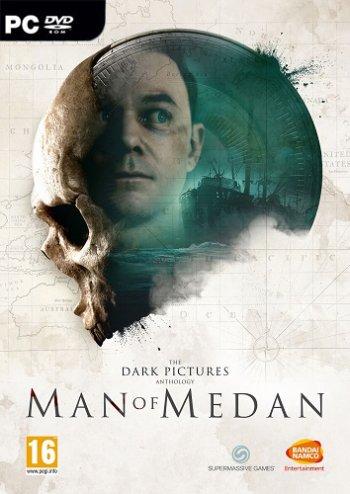 The Dark Pictures Anthology: Man of Medan (2019) PC | RePack от xatab
