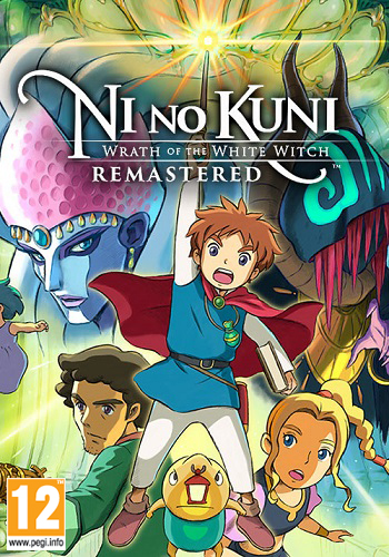 Ni no Kuni Wrath of the White Witch Remastered (2019) PC | RePack от xatab