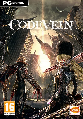 CODE VEIN: Deluxe Edition [v 1.01.86038 + DLCs] (2019) PC   RePack от xatab