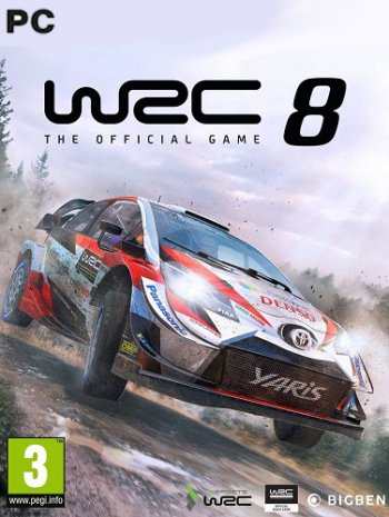 WRC 8 FIA World Rally Championship [v 1.3.0 + DLCs] (2019) PC | RePack от xatab
