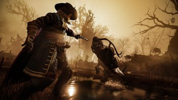 GreedFall [v 1.0.5636 + DLC] (2019) PC | RePack от xatab