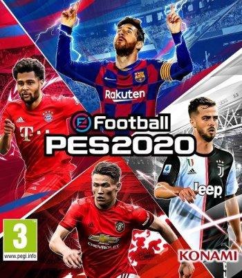 eFootball PES 2020 (2019) PC | Лицензия