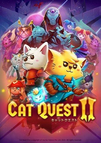 Cat Quest II (2019) PC   Пиратка