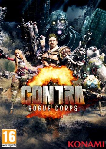 CONTRA: ROGUE CORPS (2019) PC   Лицензия