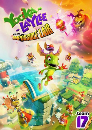 Yooka-Laylee and the Impossible Lair (2019) PC   Лицензия