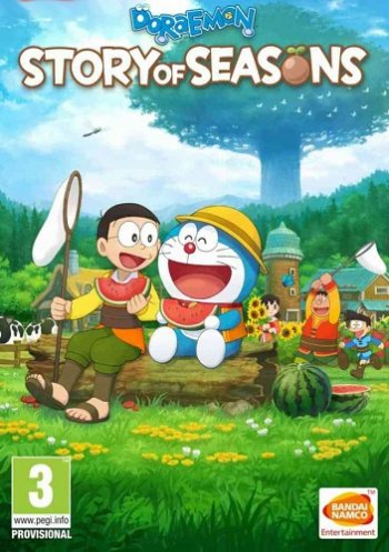 DORAEMON STORY OF SEASONS (2019) PC | Лицензия