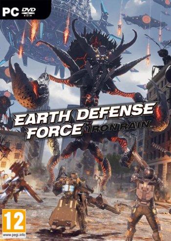 EARTH DEFENSE FORCE: IRON RAIN (2019) PC   Лицензия