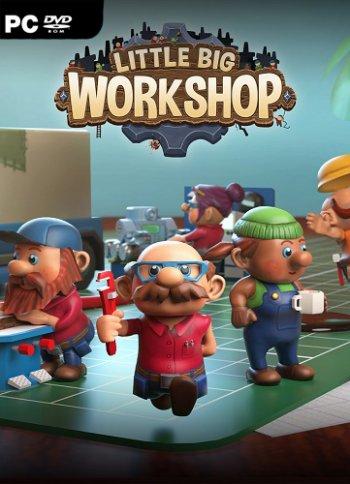 Little Big Workshop (2019) PC | Лицензия