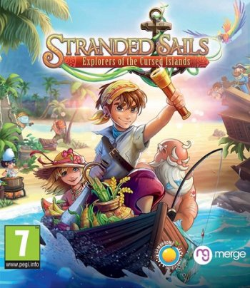 Stranded Sails - Explorers of the Cursed Islands (2019) PC | Лицензия