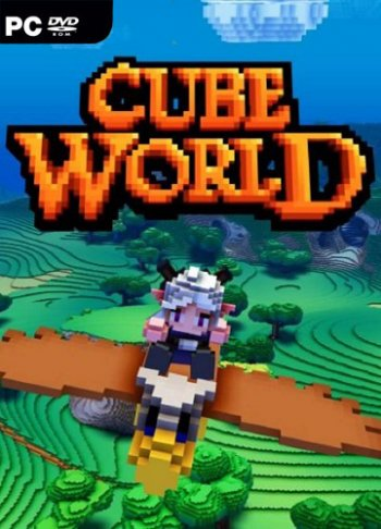 Cube World [v 1.0.0-1] (2019) PC | Лицензия