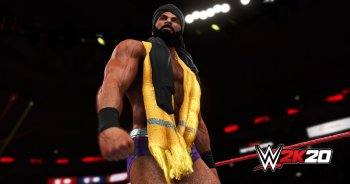 WWE 2K20 - Digital Deluxe [v 1.07] (2019) PC | RePack от xatab
