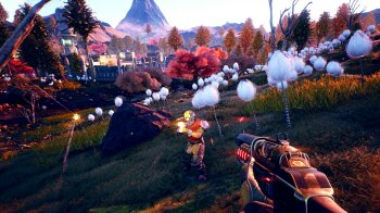 The Outer Worlds [v 1.2.0.418] (2019) PC | RePack от xatab