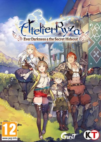 Atelier Ryza: Ever Darkness & the Secret Hideout (2019) PC   RePack от xatab