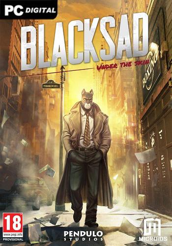 Blacksad: Under the Skin [v 1.03] (2019) PC | RePack от xatab