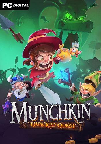 Munchkin: Quacked Quest (2019) PC | Лицензия