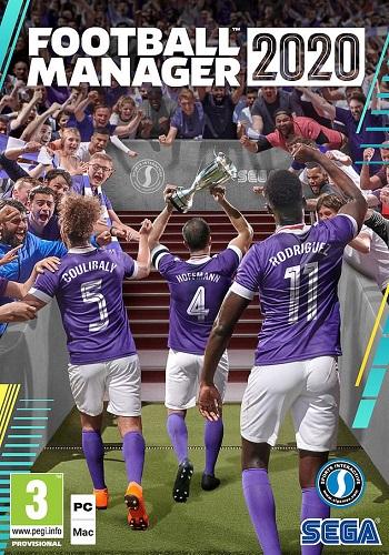 Football Manager 2020 (2019) PC | Лицензия