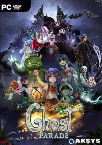 Ghost Parade (2019) PC | Лицензия