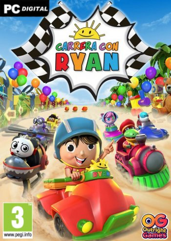 Race With Ryan (2019) PC | Лицензия