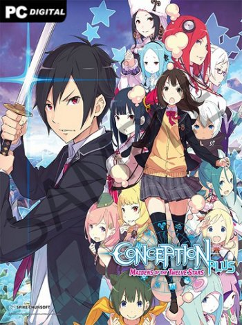 Conception PLUS: Maidens of the Twelve Stars (2019) PC | Лицензия