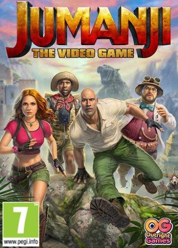 JUMANJI: The Video Game (2019) PC | Лицензия
