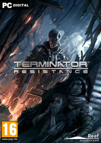 Terminator: Resistance [v 1.030] (2019) PC | Repack от xatab